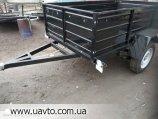 Прицеп Прицеп Днепр-230 прицепы для легковых автомобилей
