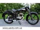 Мотоцикл ЗиД К-58