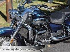 Мотоцикл Triumph Rocket 3