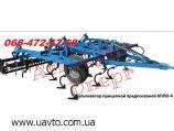 Культиватор с боронами и катком КППО-4 Культиватор с боронами и катком КППО-4