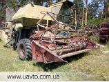 Нива СК-5 Зерноуборочный