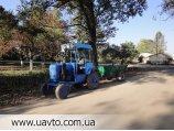 трактор Самодельный ДТ-14