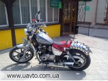 Мотоцикл KAWASAKI LTD 450