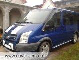 Ford Transit Van Sport