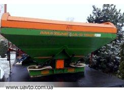 Разбрасыватель amazone ZAU ZAM 1800