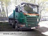 Scania G400 Свіжа 3ст. розв.