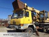 Экскаватор Tatra UDS