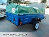 Прицеп Завод прицепов Лев прицеп Лев-26 с гарантией  и ценой от завода