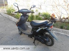 Скутер FADA F50