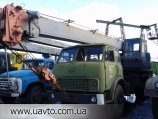 Автокран Маз 5334
