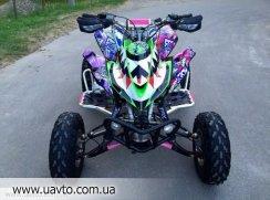 Квадроцикл Kawasaki kfx450x