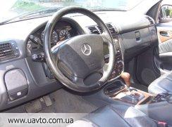 Панель передня Mercedes Benz ML  торпедо, AIRBAG, руль