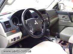 Подушки безопасности, ремни  на Mitsubishi Pajero 2, 3, IV, Sport
