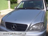 Запчасти Mercedes Benz ML
