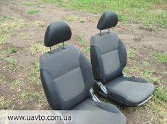 Салон, сиденья Л200