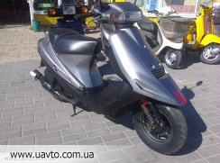 Скутер suzuki adress-100