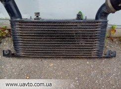 Радиатор интеркулер  Pajero Wagon 4