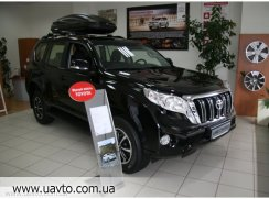 Toyota Land Cruiser 150 Prado
