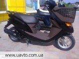 Скутер Honda  dio-62(4t)
