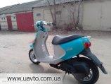 Скутер suzuki LETS-4(ИНЖЕКТОР)