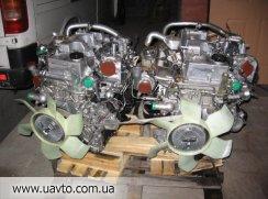 Mitsubishi Pajero IV  Двигатели и запчасти 4M41 3.2TD
