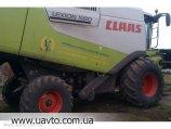 Комбайн Сlaas Lexion 580
