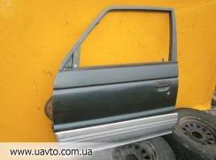 Дверь на Паджеро 2  передние, задние