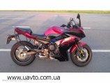 Мотоцикл YAMAHA FZ 6R