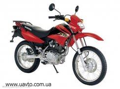 Мотоцикл Honda XR125 L