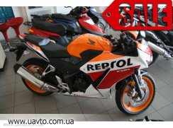 Мотоцикл Honda CBR 300R