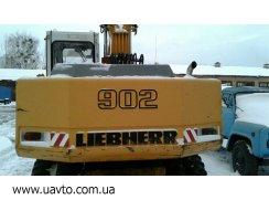 Экскаватор Liebherr A902