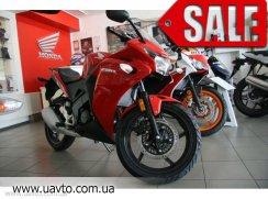 Мотоцикл Honda CBR 125R