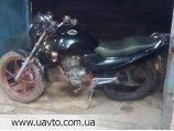 Мотоцикл MUSSTANG Стриббайк
