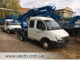 Автовышка ПМС-212-02