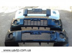 Бампер передний МПВ4  IV