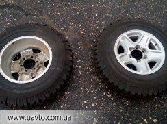 Диски Toyota 16x7JJ ET 15