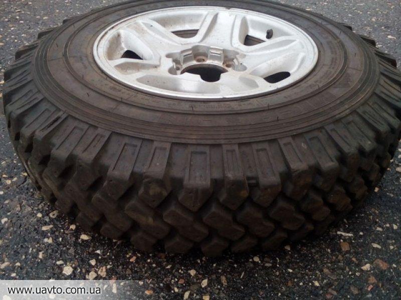 Шины Michelin 4x4 O/R XZL 7,50R16C