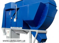 Зерноочиститель АСМ-20 Сепаратор зерна АСМ-20