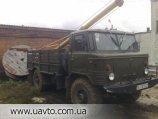 Буровая установка БМ 302 ГАЗ 66