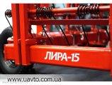 Лозовские машины ЛИРА-15 ЛИРА - ЗУБОПРУЖИННАЯ БОРОНА