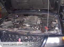 Двигатель 6G72  Pajero Sport 3.0