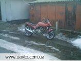 Мотоцикл ямаха XJ400