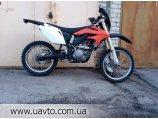 Мотоцикл Geon Dakar