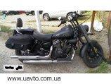 Мотоцикл Geon Blecster
