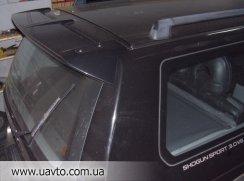Mitsubishi Pajero Sport  спойлер, рейлинги, подножки, расширители крыла, диски