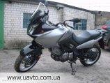 Мотоцикл SUZUKI V Strom 650 (DL 650)