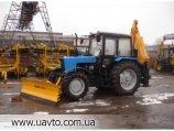 Трактор БОРЭКС (Borex) 2206-03
