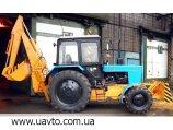 Борекс-2202  база трактор МТЗ-82.1