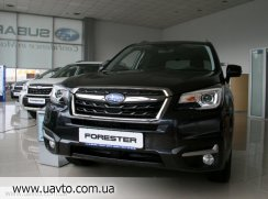 Subaru Forester CB