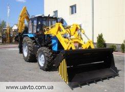 Трактор Борекс-2206  база трактор МТЗ-82.1